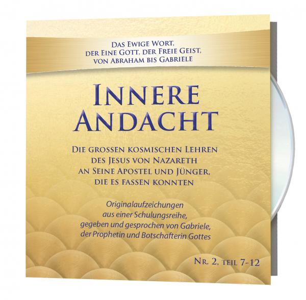 Hörbuch Innere Andacht Nr. 2